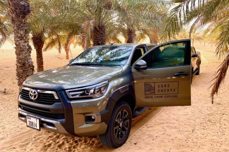 New self-drive safari launches at Dubai Desert Conservation Reserve