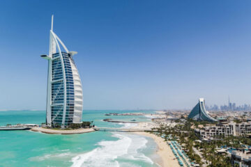 You can now take a guided tour around the Burj Al Arab