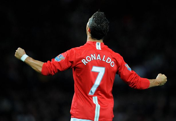 Ronaldo fans spend £32.5m on shirt sales in just 12 hours
