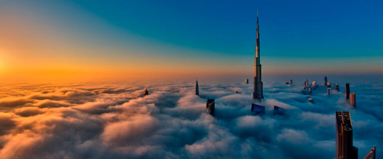Dubai named most ambitious city in the world