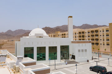 Dubai launches new eco-friendly mosque built with recycled materials