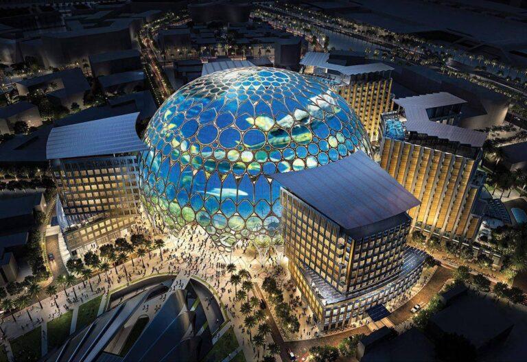 How to watch tonight's Expo 2020 Dubai opening ceremony