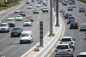 Abu Dhabi getting 700 new Hi-Tech speed cameras