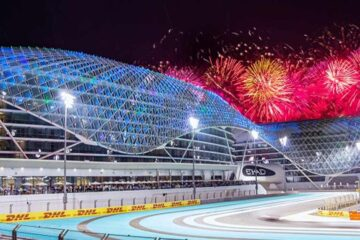 Abu Dhabi F1 reveal first two headliners