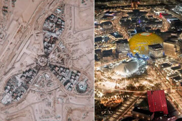 Expo 2020 Dubai shares amazing time-lapse video