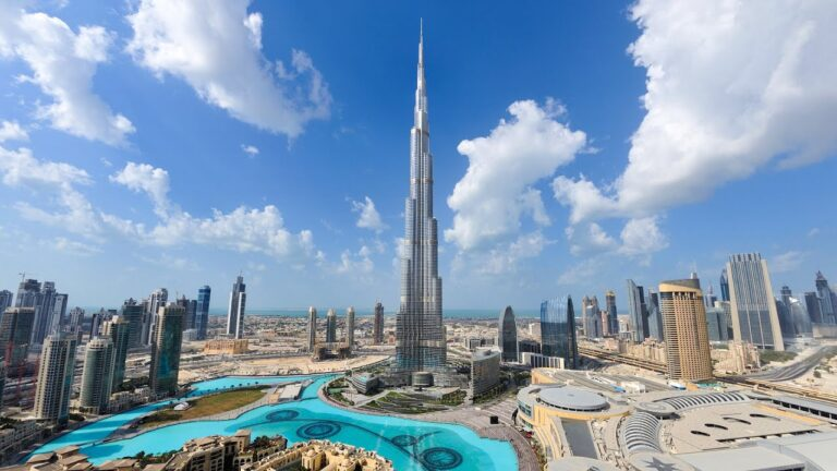 Are you brave enough for the new Dubai Skywalk?
