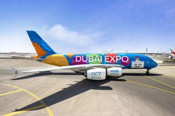Expo 2020 Dubai plane to perform low level flypast