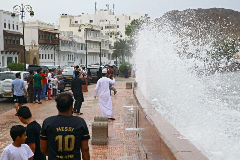 UAE bans residents from beach and low-lying areas during cyclone Shaheen