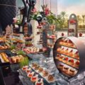 Buffet Brunches are officially back on in Dubai