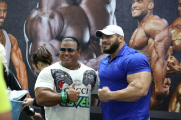 Dubai Muscle Show returns to Dubai