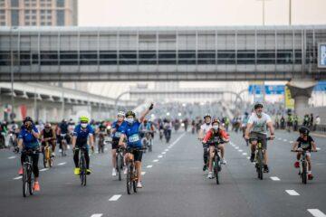 Dubai Ride returns to Sheikh Zayed Road