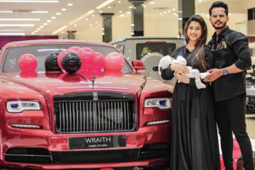 Dubai Husband surprises wife with AED1.5 million Rolls Royce for birthday