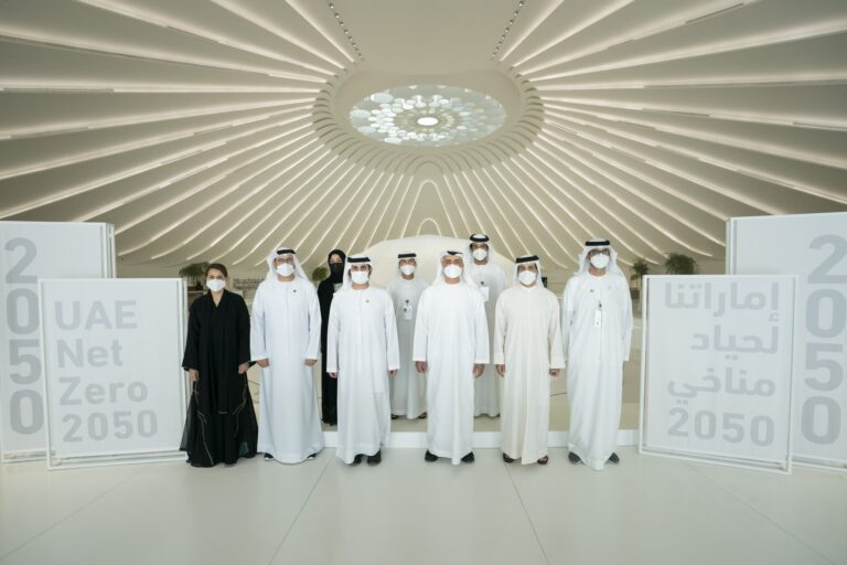UAE aims to be the first Net Zero Middle East country