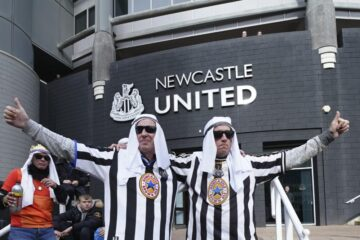 Newcastle Utd tell fans not to wear 'Middle East inspired head coverings'