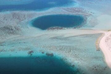 Rare 'Blue Hole' found in Abu Dhabi