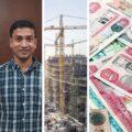 UAE Crane driver with zero bank balance wins AED1 million