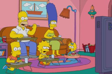 Here's how to get paid AED25,000 to watch every 'Simpsons' episode