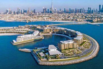 Jumeirah Bay Island villa sells for record AED121 million