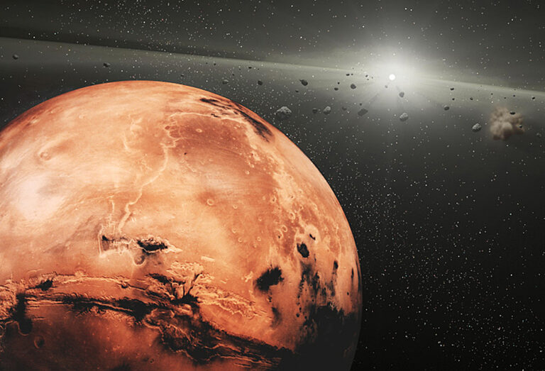 UAE announces new space mission to explore the Mars and Jupiter asteroid belt